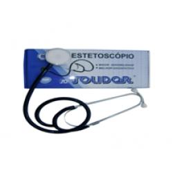 Estetosc. simples preto Solidor